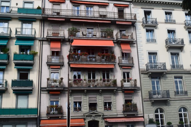 Geneva Residential Buildings